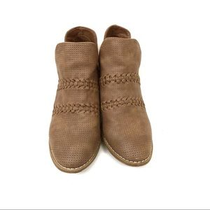 Universal Thread Shoes - Universal Thread Braided Ankle Boots